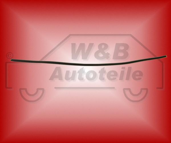 Rahmen für Frontscheibe KIA PICANTO B:2004-2011 Gummi Dichtung Windschutzscheibe